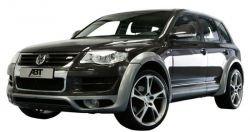 Volkswagen Touareg: кроссовер, отведавший тюнинга