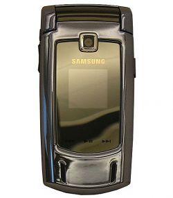 Телефон Samsung Muse с GPS: с музыкой по маршруту