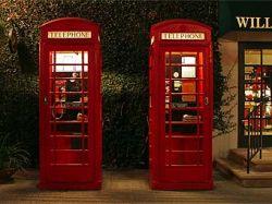 Красные телефонные будки исчезают с британских улиц