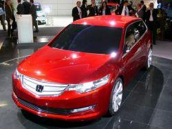 Honda Accord Tourer получила престижную награду за дизайн