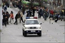 Новые жертвы массовых беспорядков в Китае