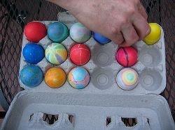 Джордж Буш заготовил для Пасхи 15 тысяч яиц