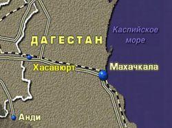 В Дагестане обстрелян наряд ГИБДД: милиционер был убит, двое ранены
