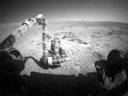 NASA усыпит марсоход Spirit