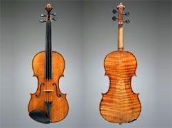 Уникальная скрипка Страдивари будет продана на аукционе Christie\'s
