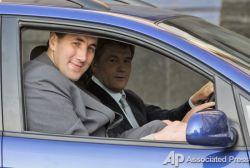 Транспорт для самого высокого человека Украины (фото)