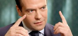 Медведев открыл тайну успеха Путина