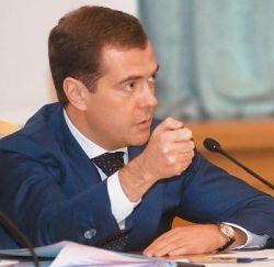 Интервью Дмитрия Медведева газете The Financial Times. Часть I