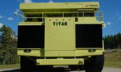 Titan - самый огромный канадский грузовой автомобиль (фото)