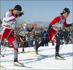 Лучшие лыжники России получат по две тонны бензина