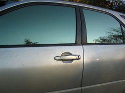 ГИБДД начала охоту на тонированные автомобили
