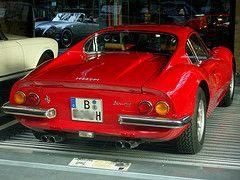 Ferrari Dino, возможно, появится в Париже