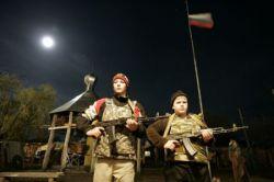 Детский военный лагерь в Ставрополе (фото)