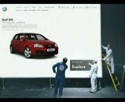Инженеры Volkswagen сделали себе сайт так же, как они делают автомобили (видео)