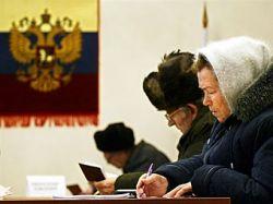 Четверть россиян выбрали Медведева неосознанно