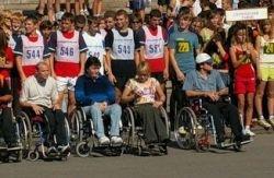 """В \""""Единой России\"""" предлагают популяризовывать параолимпийское движение с помощью показательных выступлений спортсменов-инвалидов"""