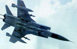 Новое вооружение позволит истребителю Миг-31 поражать гиперзвуковые летательные аппараты