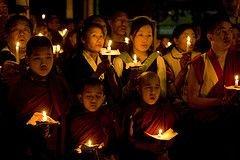 Про-тибетские группы атакуются на фронте Сети