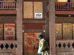 В 20 крупнейших городах США резко подешевело жилье