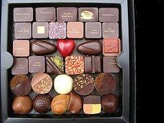 Больше всех любят шоколад бельгийцы, британцы и швейцарцы