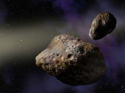 Древние астероиды сформировались на заре Солнечной системы