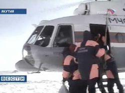 Спасатели эвакуировали попавших под лавину в Якутии туристов