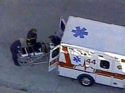 В США товарный вагон врезался в пассажирский электропоезд: 150 пострадавших