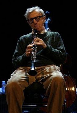 Вуди Аллен ударился в джаз