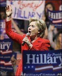 "Хиллари Клинтон: \""Я неверно вспомнила Боснию\"""