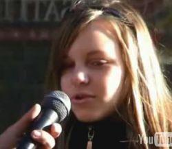 Забавный сюжет об интеллекте современной молодежи (видео)