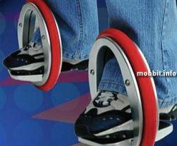 Orbitwheel – гибридные ролики (видео)