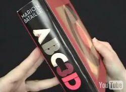 Издана дизайнерская азбука для юных гениев (видео)