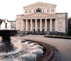 Большой театр откроют после реконструкции в октябре 2009 года