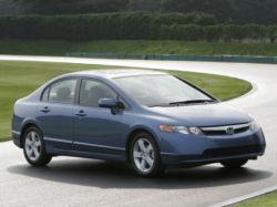 Honda отзывает 79 000 автомобилей Civic