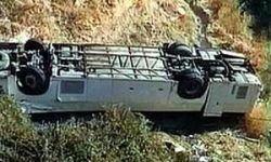 В Гондурасе автобус упал в ущелье, погибли 26 человек