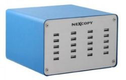 Девайс для 20 флешек от Nexcopy