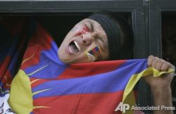 Беспорядки в Тибете (фото)