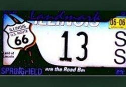 Автомобильный номер «13» ушел с аукциона за миллион долларов