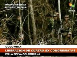 Власти Колумбии изъяли у повстанцев 30 килограммов урана