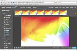 Adobe выпустила бесплатную онлайн-версию Photoshop