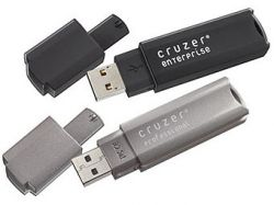 Служебные флешки SanDisk серии Cruzer