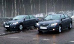 Как отличить питерскую Toyota Camry от японской