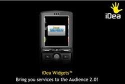 iDea Widgets - сервис мобильных виджетов