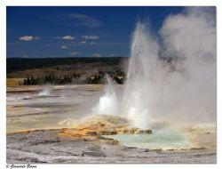 Национальный парк Yellowstone в США (фото)