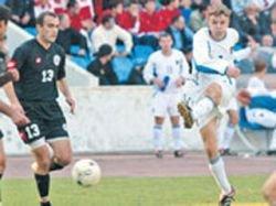 Молодежная сборная России разгромила в контрольном матче команду Словении