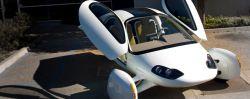 Aptera Motors : электрокар с футуристичным дизайном