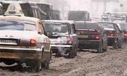 Более 1000 машин попали в 50-километровую пробку на трассе Москва – Петербург