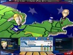 Про предвыборную кампанию в США выпустят компьютерную игру