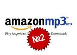 Второй после iTunes: AmazonMP3 нагоняет Apple iTS