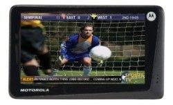 Новый мобильный ТВ-приемник от Motorola